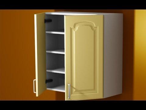Ajuste de puertas y bisagras de cazoletas hettich para doovi - Como ajustar una puerta de madera ...