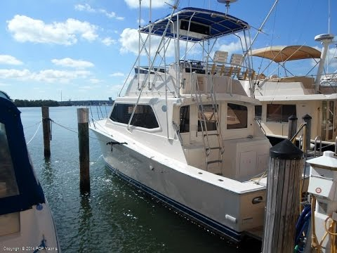 [UNAVAILABLE] Used 1987 Pace 36 Sportfish In Sunny Isles Beach, Florida