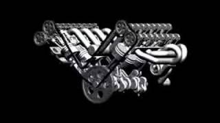 V8 Six Stroke Engine
