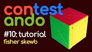 Tutorial Fisher Skewb | Contestando #10 | Cubo de Rubik