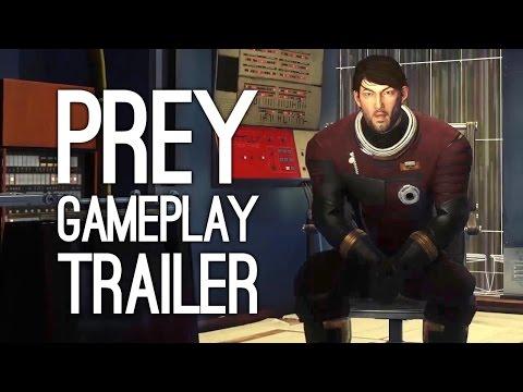 Prey Gameplay Trailer: Prey Trailer and Prey 2017 Release Date Announcement