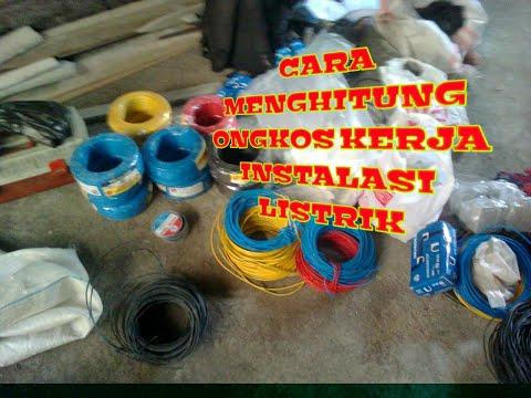 Peluang bisnis usaha toko Alat listrik atau pemborong instalasi listrik dengan kabel NYA murah