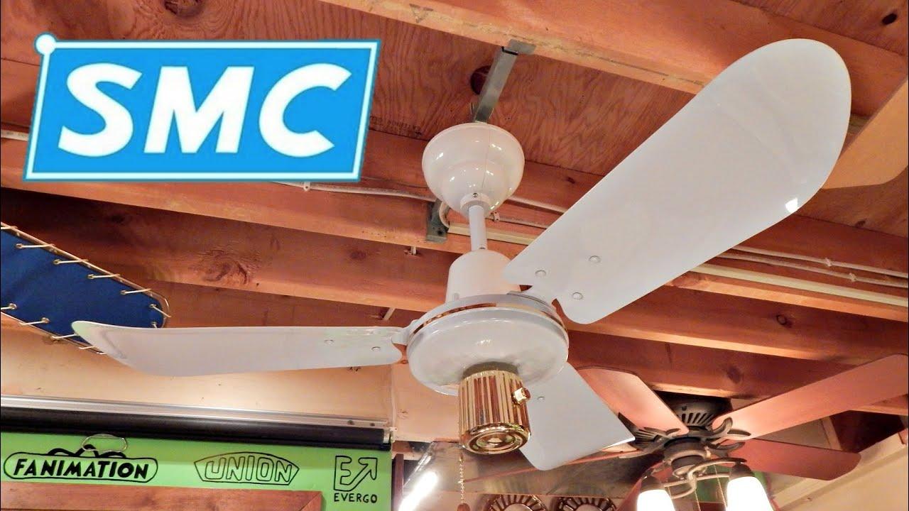 Smc ka36 ceiling fan 1080p hd remake youtube aloadofball Gallery