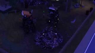 The Sims 3 Ambitions Terrorist Attacks
