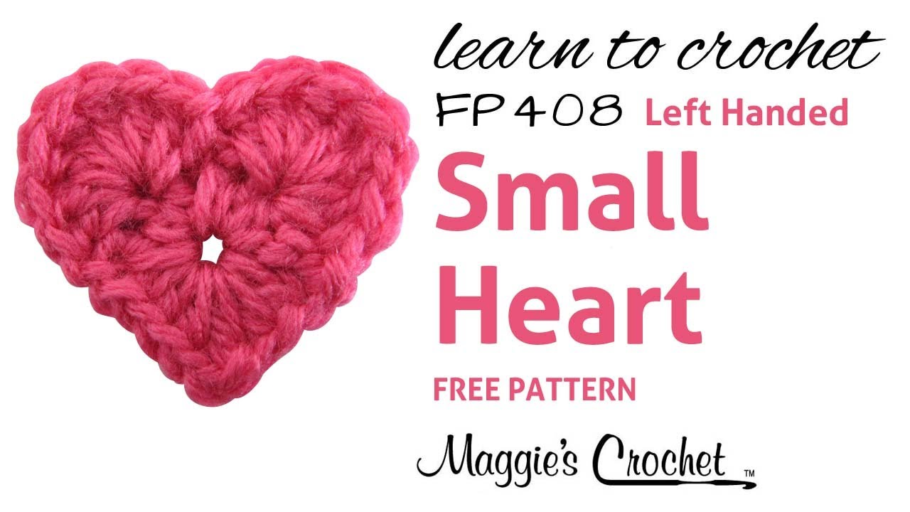 Amigurumi Love Heart Free Crochet Pattern | 720x1280