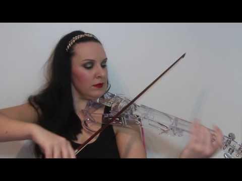 Canon Rock Violin TUTORIAL