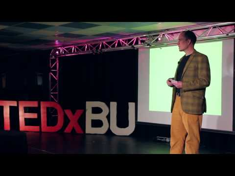 The Power of Cowardice | Chris Walsh | TEDxBU