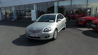 09D30813 - 2009 Toyota Avensis 2.0TR D-4D 5Dr Just In 12,995
