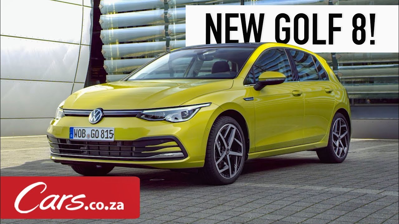 first look volkswagen golf 8 officially revealed youtube. Black Bedroom Furniture Sets. Home Design Ideas