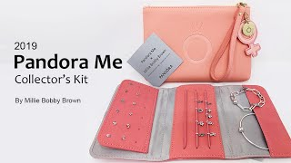 *FREE GIFT* Pandora Me COLLECTOR'S KIT 2019 by Millie Bobby Brown