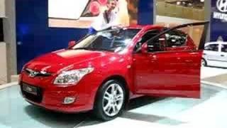 Hyundai i30 на Интеравто-2007