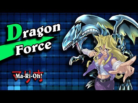 Yu-Gi-Oh! Duel Links -  Dragon Force Deck (w/ new Kaiba's structure deck cards)