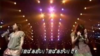 "RYTHEM live. ""Mangekyō Kirakira"" (万華鏡キラキラ?) is the J-pop duo..."