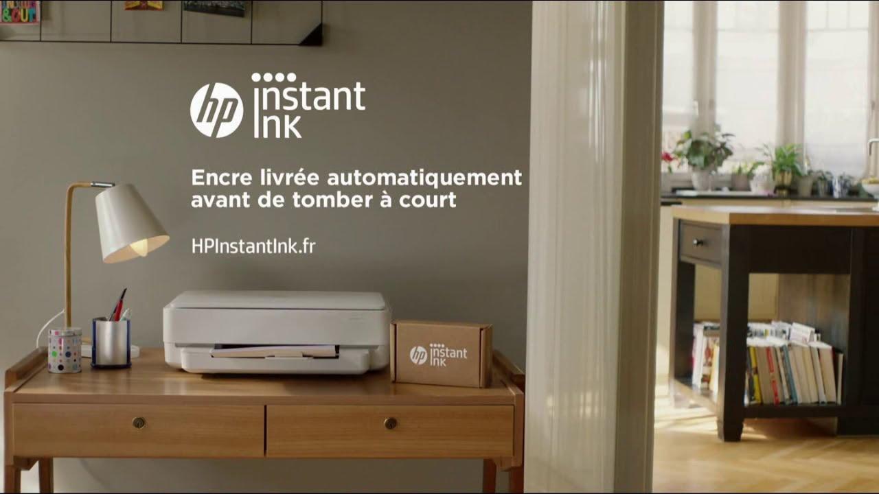 """Musique de la pub Instant Ink HP """"encre livrée automatiquement avant de tomber à court""""  2021"""