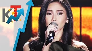 Sarah G performs 'Rescue'