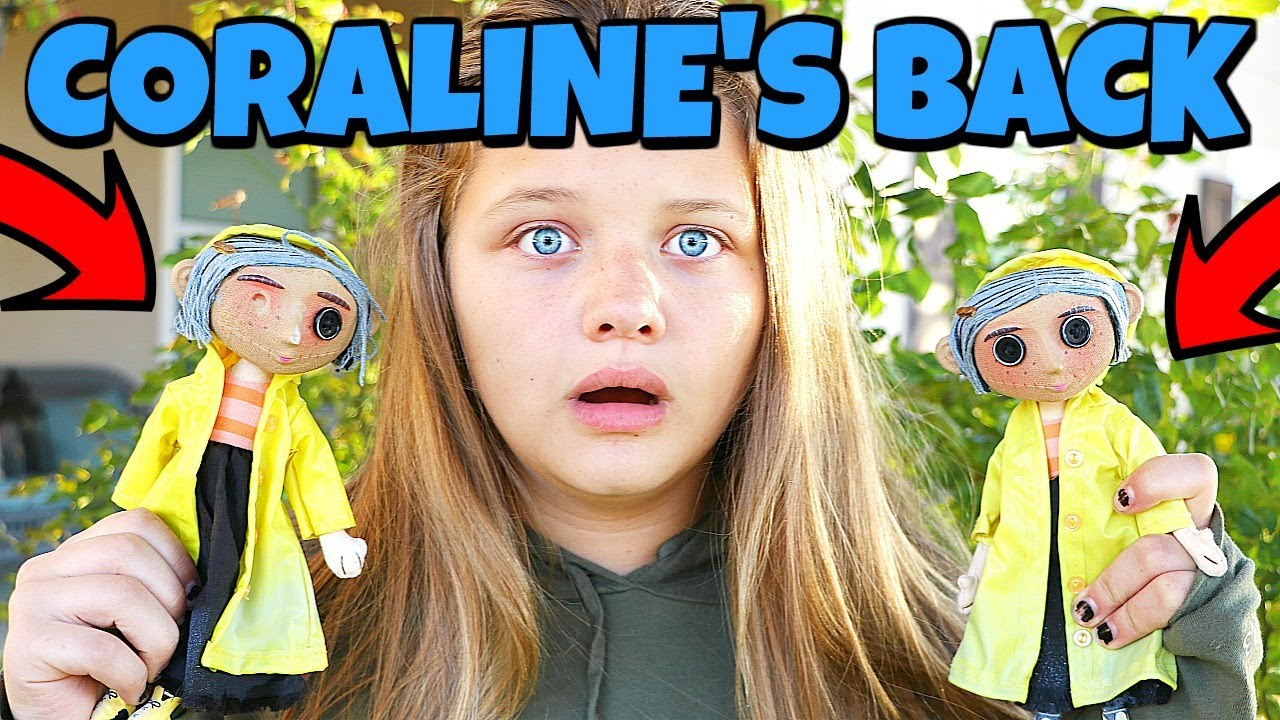 Coraline Creepy Doll Is Back Is The Dollmaker Sending Dolls Or The Other Mother Youtube