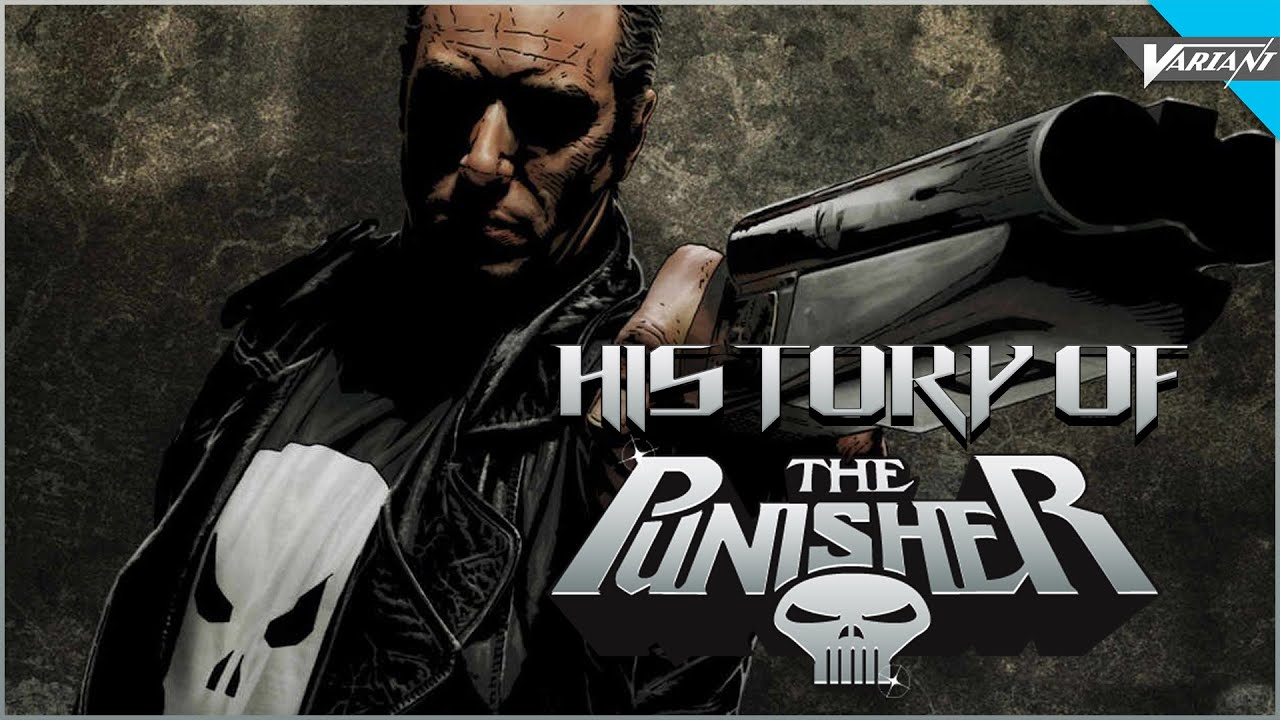 Download History Of The Punisher!