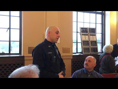 KPD Officer John Solian Jr. talks about police training and bias