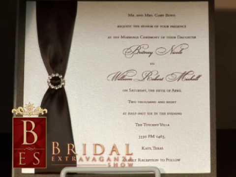 wedding invitations houston at event house 2009 - Wedding Invitations Houston