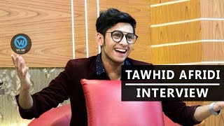 tawhid afridi new funny video 2018