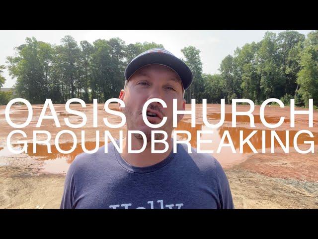 Let's Celebrate & Break Ground
