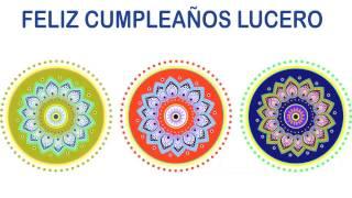 Lucero   Indian Designs - Happy Birthday