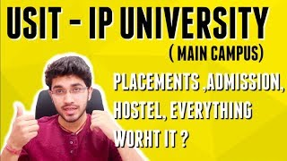 USIT - IP UNIVERSITY | PLACEMENT | ADMISSION | EVERYTHING