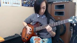 Andy Timmons - There Are No Words (cover by Natalia)