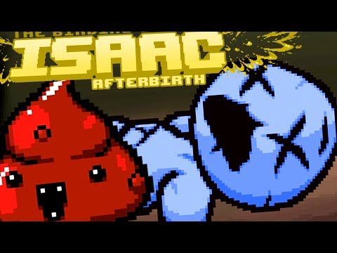 KILLED BY POOP | The Binding Of Isaac Afterbirth Daily Challenge #2