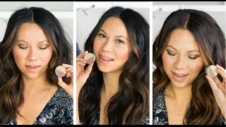 Create 3 Looks with Cargo's Land Down Under Eye Shadow Palette