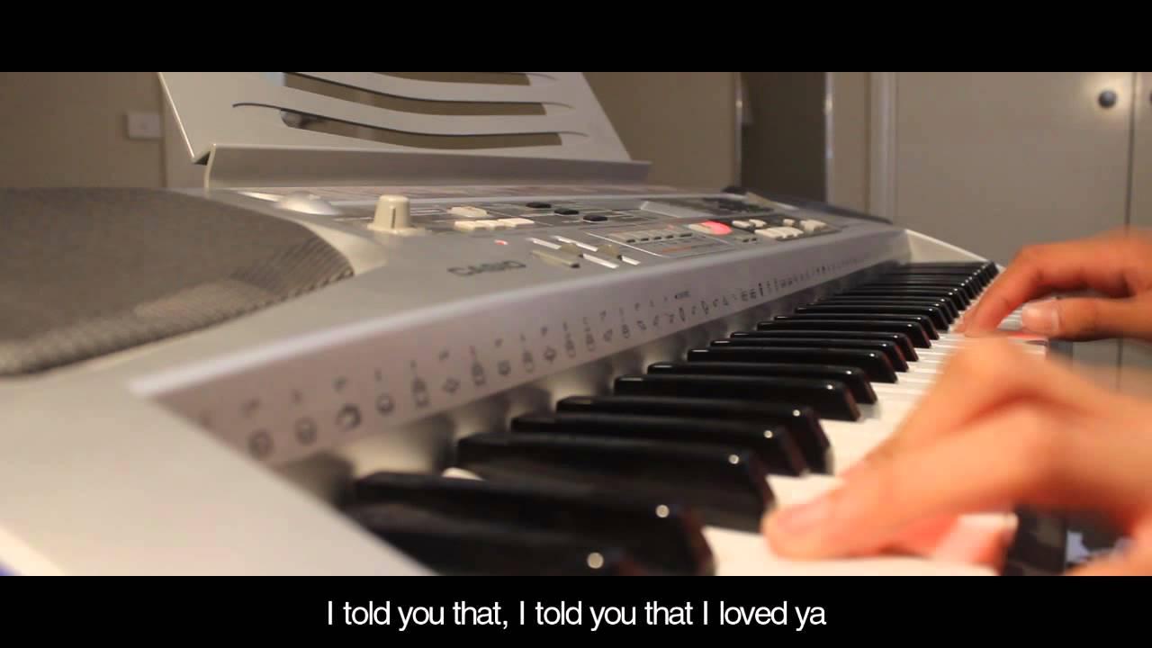 Paramore Still Into You Piano Cover Lyrics Chords Chordify