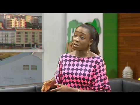 Hello Nigeria Show: Ruby Gyang Talks Career