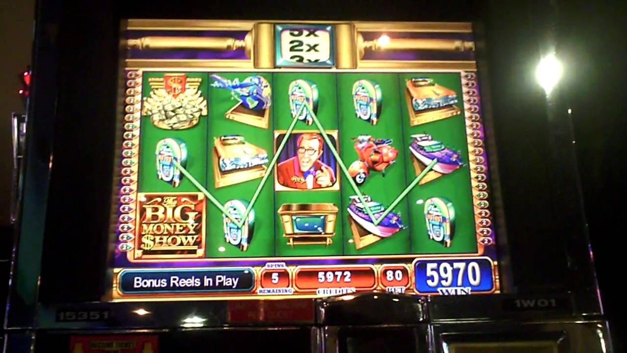 Big Money Slot Machine