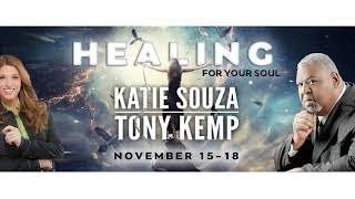 Healing For Your Soul: Session 4  | Katie Souza | Seattle Revival Center