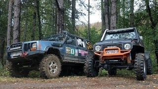 Jeep vs Nissan vs Mitsubishi vs Suzuki vs Toyota