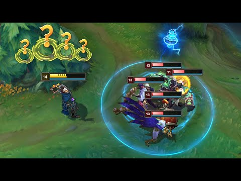 INCREDIBLE MOMENTS in the League of Legends