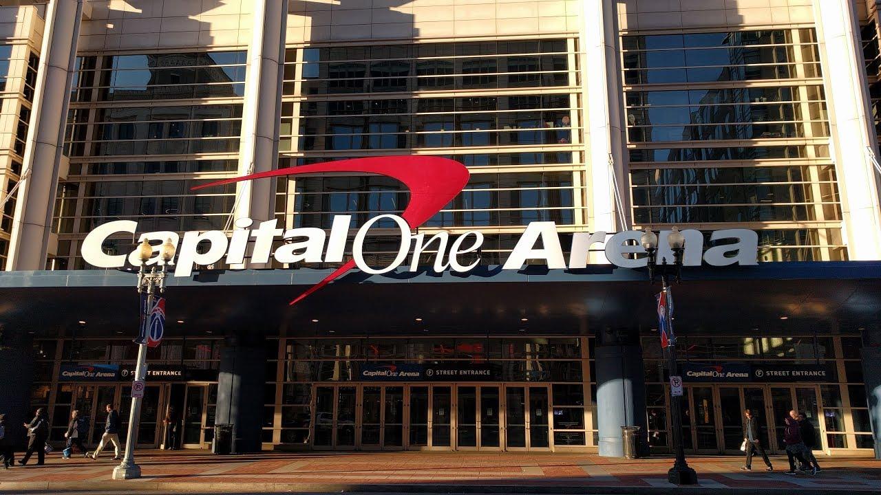 Game Day Tour Of Capital One Arena Washington Capitals