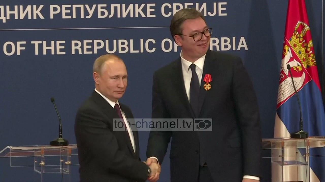 """Download Top Channel/ """"Perëndimi po fundoset"""", propaganda ruse ngre peshë serbët!"""