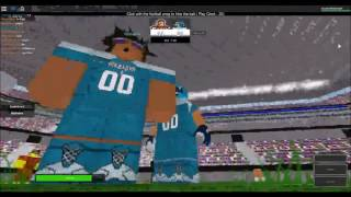 Roblox Old Football Legends: Game 1 (Part 3 of 4)