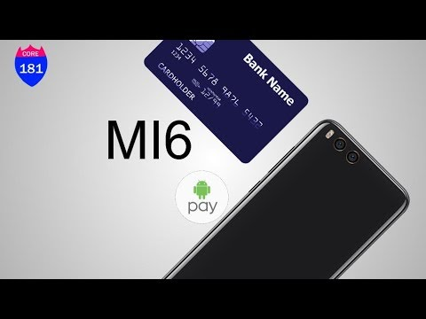 Android Pay On Mi6