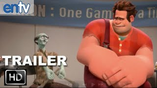 Wreck It Ralph Official Trailer [HD]: John C. Reilly Travels Through Games As A Hero