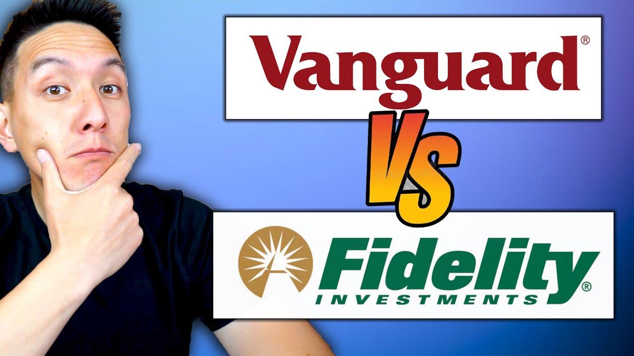 Vanguard vs Fidelity 2021: 8 Differences!