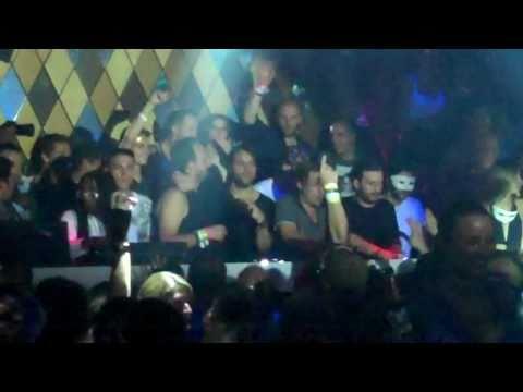 Swedish House Mafia Afterparty - Blow Up / FIVEg - Wall, Miami - 3/26/11