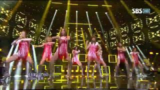 애프터스쿨 [Flashback] @SBS Inkigayo 인기가요 20120729