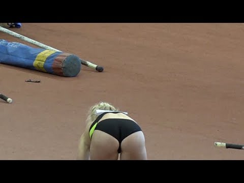 Nina Klyuzheva - Russian Pole Vaulter