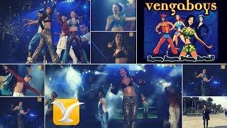 VENGABOYS, Boom Boom Boom Boom, Festival de Viña del Mar 2001, Carolina Mestrovic, Reloj de Flores