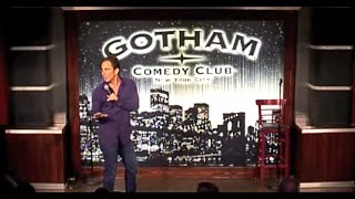 Sebastian Maniscalco at Gotham Comedy Club