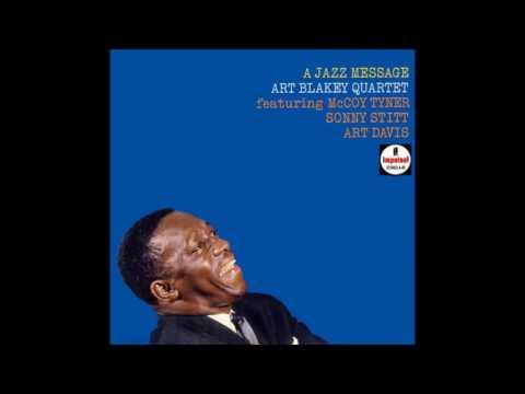 Art Blakey quartet blues back