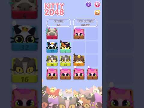 Kitty 2048 - Apps on Google Play