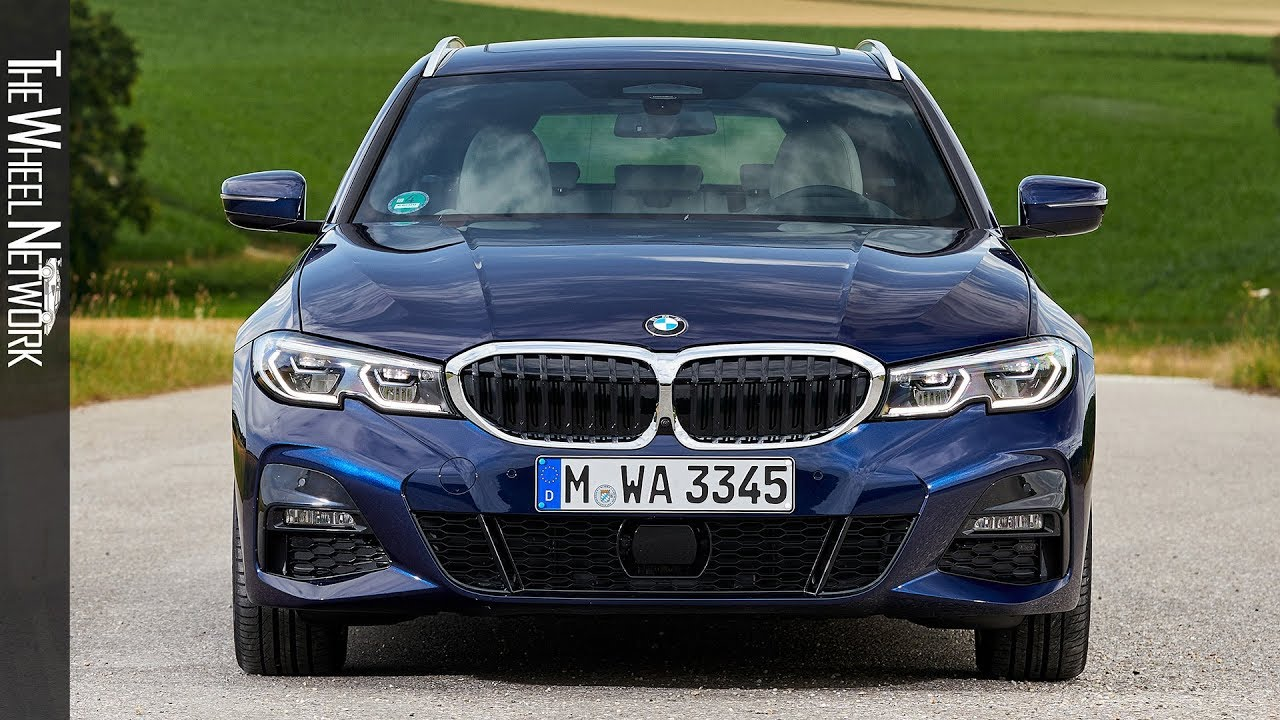 2020 bmw 3 series touring | tanzanite blue | exterior